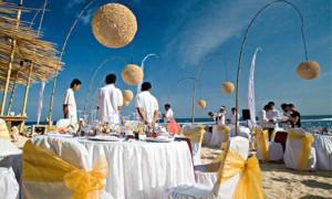 Когда можно провести свадьбу под открытым небом?