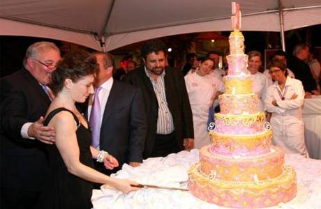Необычные свадебные торты Маргарет Браун