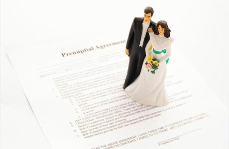 Брачный контракт для пары