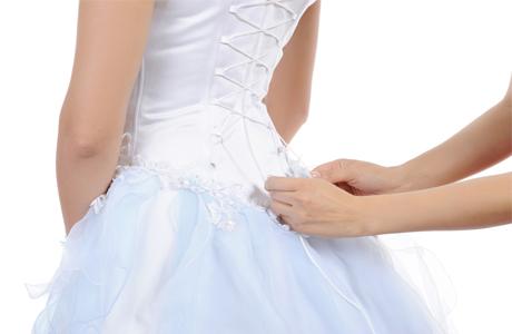 Свадебный корсет