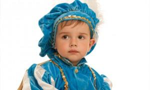 Костюм мальчика для сказочной свадьбы