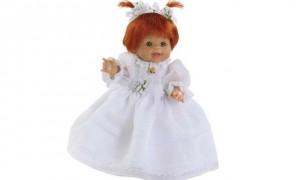 Свадебная куколка для беременной невесты