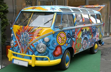 Свадебный автобус ЛавБас