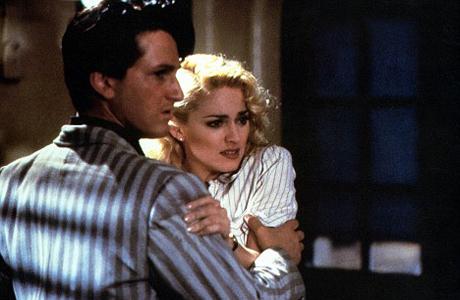 Мадонна рассталась с Шоном Пенном