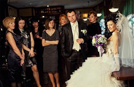Минусы тематической свадьбы