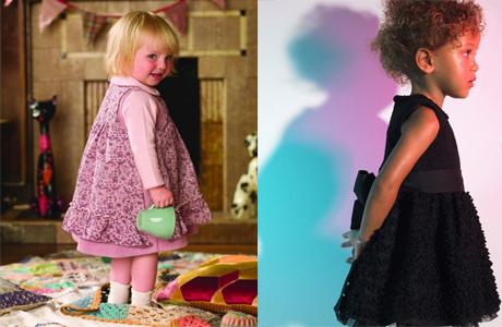 Детская одежда от Mothercare