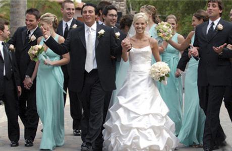 Несколько подружек невесты – как быть