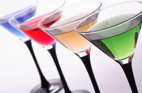 Алкоголь на празднике