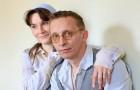 Оксана и Иван Охлобыстины