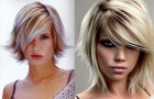 Оригинальные прически для светлых волос