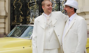 Отец невесты должен выглядеть не хуже жениха