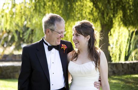 Пожелания от отца невесты на свадьбу