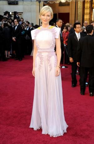 Вечернее платье Кейт Бланшетт