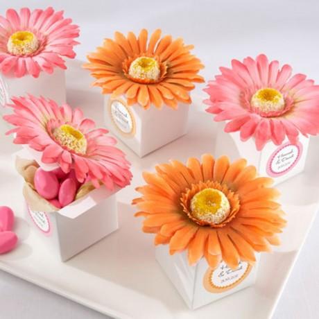 Подарки родителям с цветами