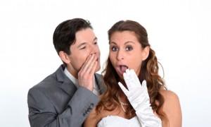 Свадьба без потрясений