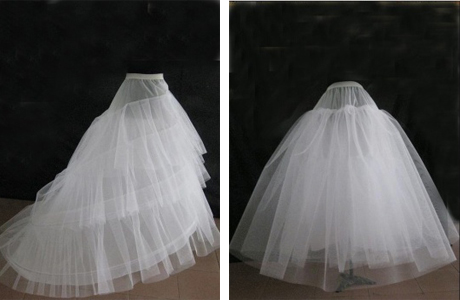 Свадебное платье подъюбник без колец
