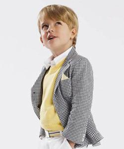 Свадебный наряд для мальчика - костюм