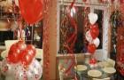 Прекрасная идея - воздушные шары