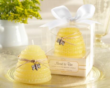 Сувениры на свадьбу - свечи