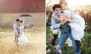 Свадебные сапоги должны сочетаться с платьем