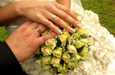 Короткая свадебная клятва