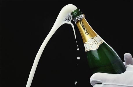 Шампанское!