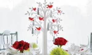 Шикарное деревце желаний на вашей свадьбе