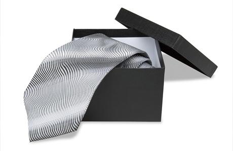 Шикарный шелковый галстук