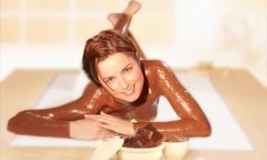 Шоколадный скраб