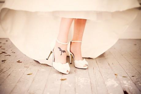 Скрыть татуировку для свадьбы