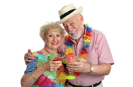 Родители невесты на свадьбе