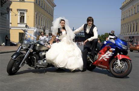 Средство передвижения на свадьбу