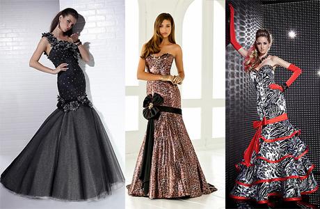 Стиль вечернего платья – «русалка»