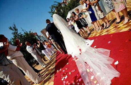 Сценарий свадьбы в голливудском стиле