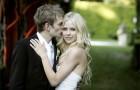 Свадьба Аврил Лавин