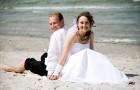 Свадьба босиком
