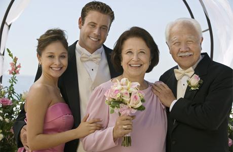 Подготовка к свадьбе - роль родителей
