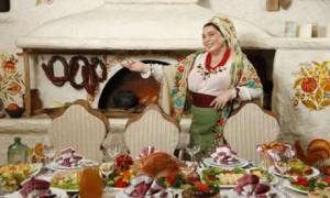 Свадьба в казацком стиле