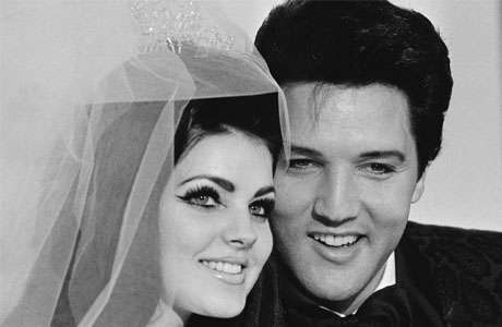 Свадьба Элвисы и Присциллы