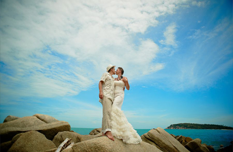 Свадьба в Малайзии