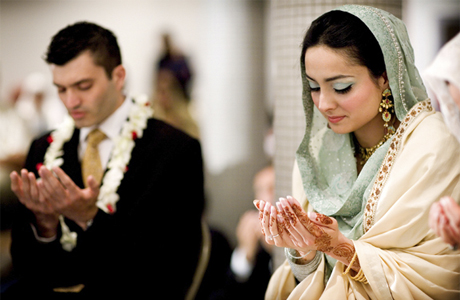 Свадьба по мусульманским традициям