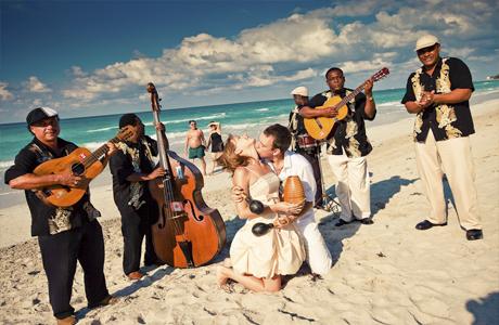 Свадьба за границей: на Кубе