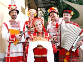 Свадьба по русскому обряду