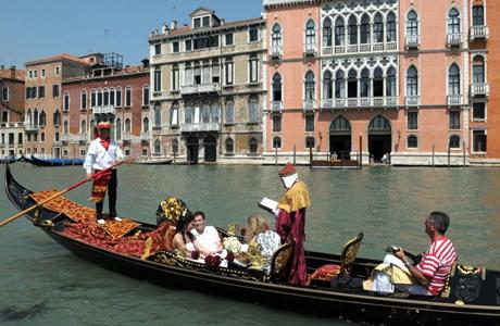 Свадьба за границей: в Венеции