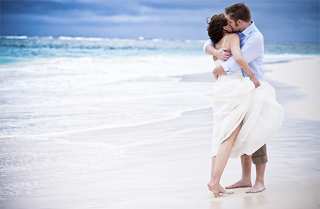 Свадебные фото из Доминиканы
