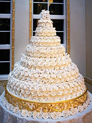 Свадебный торт Дональда Трампа