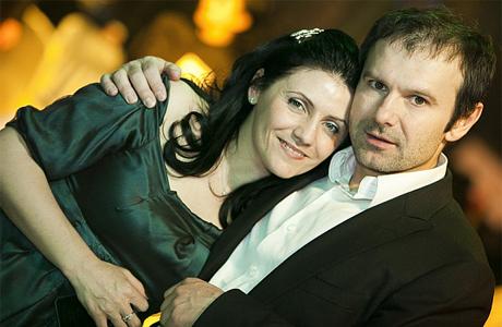 Святослав Вакарчук и Ляля Фонарева