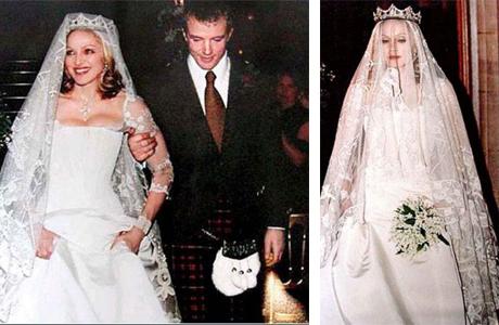 Тайная свадьба Мадонны