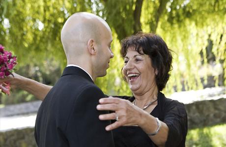 Теща и зять - это уже официальные родственники