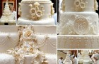 Торт принца Уильяма и Кейт Миддлтон